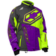 Women's Grape/Hi-Vis Launch SE G4 Jacket