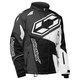 Women's Black/White Launch SE G4 Jacket