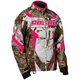 Women's Realtree/Hot Pink Bolt G4 Jacket