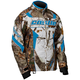 Women's Realtree/Reflex Blue Bolt G4 Jacket