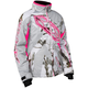 Youth Realtree AP Snow/Hot Pink Launch G3 Jacket