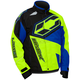 Youth Blue/Hi-Vis Launch SE G4 Jacket