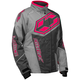 Youth Gray/Hot Pink Launch SE G4 Jacket