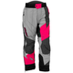 Youth Gray/Hot Pink Fuel SE G6 Pants