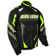 Youth Hi-Vis/Black Bolt G4 Jacket