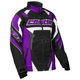 Youth Grape/Black Bolt G4 Jacket
