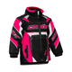 Toddler Hot Pink/Black Bolt G4 Jacket
