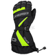 Hi-Vis/Black Epic Gloves