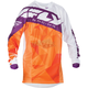 Orange/Purple Kinetic Crux Jersey