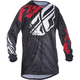 Black/Red Kinetic Relapse Jersey