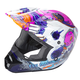 Youth Pink Kinetic Invasion Helmet
