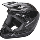 Youth Black Kinetic Crux Helmet