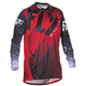 Red/Black/White Lite Hydrogen Jersey