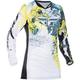 Women's Teal/Yellow Kinetic Jersey