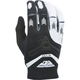 Black/White Evolution 2.0 Gloves