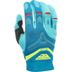 Dark Teal/ Hi-Vis Evolution 2.0 Gloves