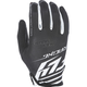 Black/White Media Gloves