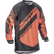 Orange/Black Patrol XC Jersey