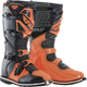 Orange Maverik Boots