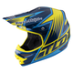 Yellow Air Vengence  Helmet