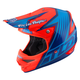 Orange Air Vengence Helmet