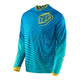 Blue/Yellow GP Tremor Jersey