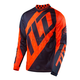 Youth Fluorescent Orange/Navy GP Air Quest Jersey