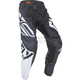 Black/White/Orange Evolution 2.0 Pants