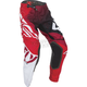 Red/Black Evolution 2.0 Pants