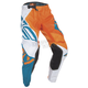 Orange/Dark Teal Evolution 2.0 Pants
