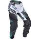 Black/White/Teal Lite Hydrogen Pants