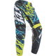 Lime/Blue Kinetic Relapse Pants