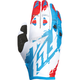 Youth Red/White/Blue Kinetic Gloves