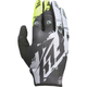 Youth Black/Hi-Vis Kinetic Gloves