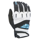 Youth Black/White F-16 Gloves