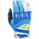 Youth Blue/Hi-Vis F-16 Gloves