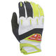 Youth Black/Lime F-16 Gloves
