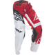 Youth Red/White Kinetic Crux Pants