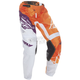 Youth Orange/Purple Kinetic Crux Pants