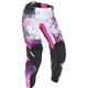 Youth Girl's Pink/Purple Kinetic Pants
