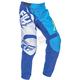 Youth Blue/Hi-Vis F-16 Pants