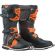 Youth Orange Maverik Boots