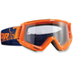 Orange/Navy Conquer Goggles - 2601-1925