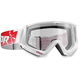Red/White Conquer Goggles - 2601-1927