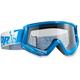 Blue/White Conquer Goggles - 2601-1928