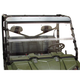 Two Sided Hard Coated Polycarbonate Versa Flip Windshield - 25006