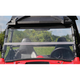 Two Sided Hard Coated Polycarbonate Versa Flip Windshield - 25010