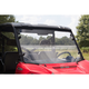 Hard Coated Full Size Ranger Versa-Fold Windshield - 25001