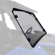 Clear Full-Fixed Windshield - 2636