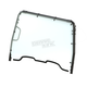 Clear Full-Fixed Windshield - 2703
